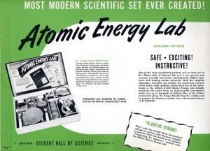 Atomic Energy Lab - Erector Set